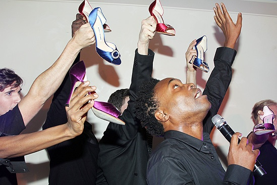 Kinky Boots- Fashion's Night Out- Billy Porter