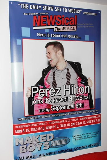 NEWSical- Perez Hilton