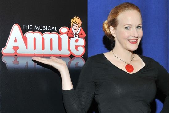 Annie – Katie Finneran