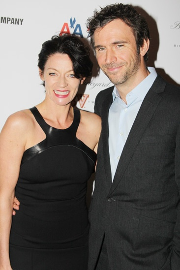 If There Is I Haven't Found It Yet – Opening Night – Michelle Gomez – Jack Davenport