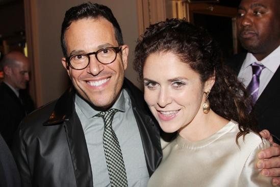 Grace – Opening Night – Michael Mayer – Amanda Lipitz