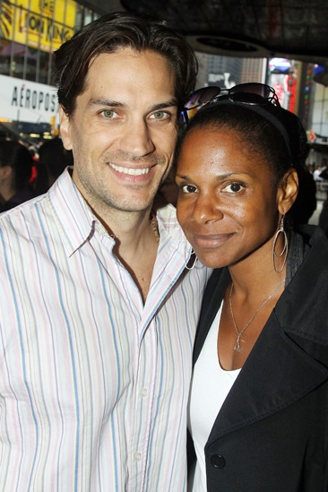 Audra McDonald & Will Swenson Love Timeline - Broadway on Broadway 2010