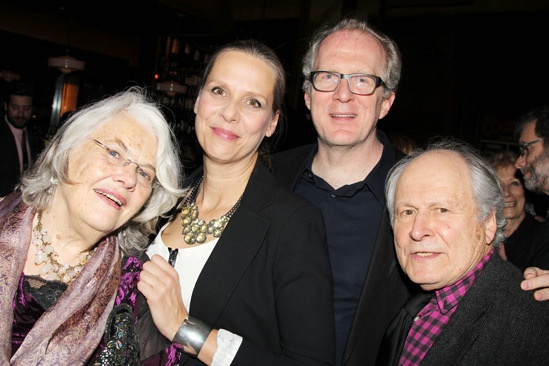 Who's Afraid of Virginia Woolf – Opening Night – Lois Smith – Amy Morton – Tracy Letts – David Margulies