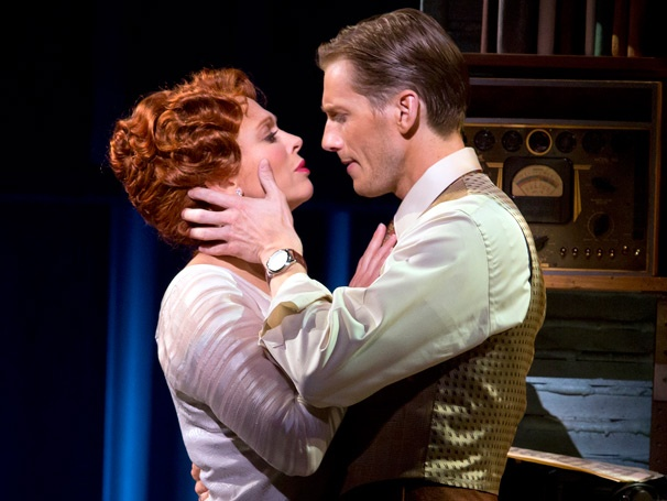 Show Photos - Scandalous - Carolee Carmello - Andrew Samonsky