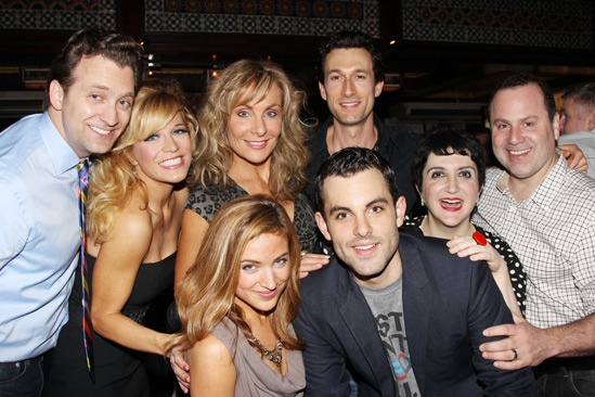 Mamma Mia – 11th Anniversary – Graham Rowat – Felicia Finley – Judy McLane – Aaron Lazar – Dan Cooney – Lauren Cohn – Zak Resnick – Christy Altomare