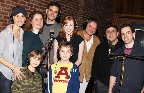 Chaplin – Cast recording – cast