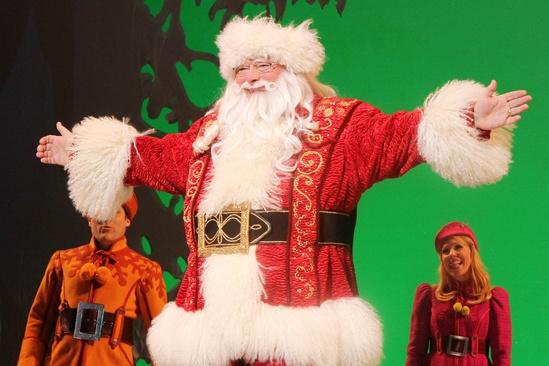 Elf – Curtain Call – Nov 9 – Wayne Knight