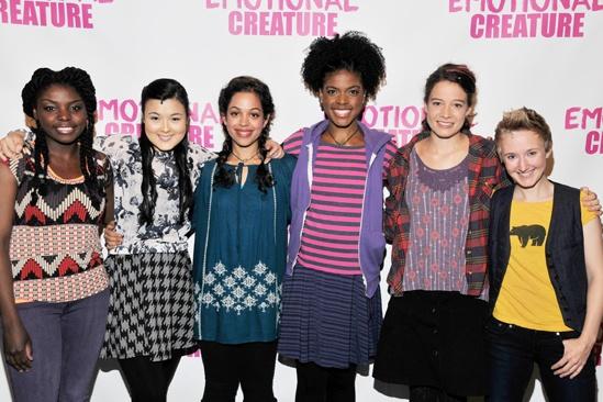 Emotional Creature - opening - Joaquina Kalukango - Olivia Oguma - Sade Namei - Ahley Bryant - Molly Carden - Emily Grosland