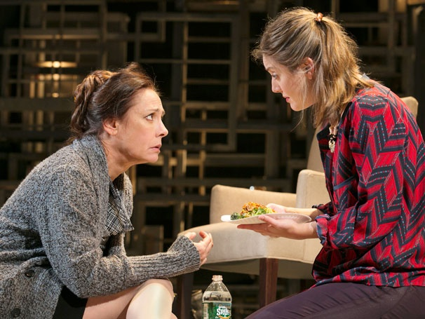 Show Photos - The Other Place - Laurie Metcalf - Zoe Perry