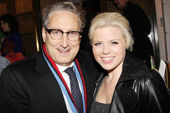 The Other Place – opening night – Bernard Telsey – Megan Hilty