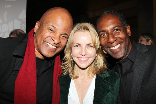 Actors Fund Benefit for Kathi Moss – David White – Lynette Perry – David Jackson