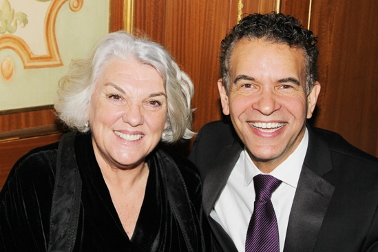 Drama League Gala for Audra 2013 – Tyne Daly – Brian Stokes Mitchell