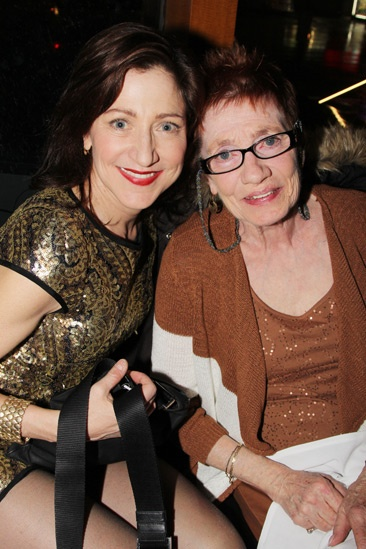 The Madrid – Opening Night – Edie Falco – Judith Anderson