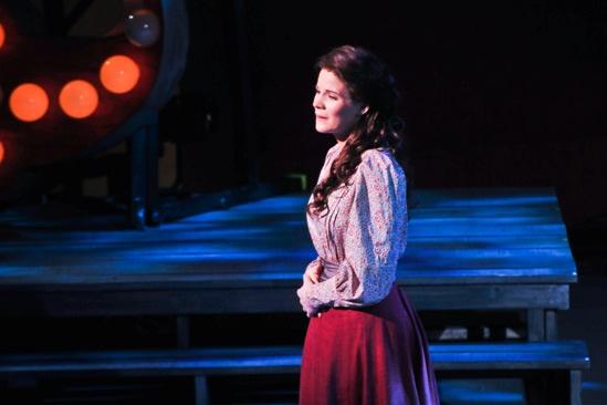 'Carousel' at Lincoln Center — Kelli O'Hara