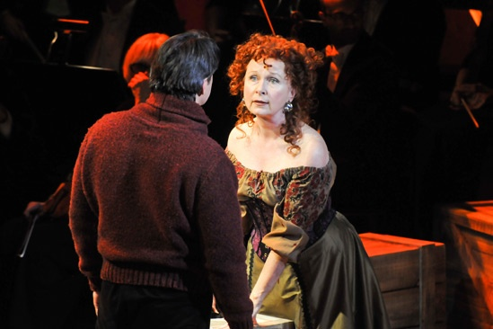 'Carousel' at Lincoln Center — Kate Burton