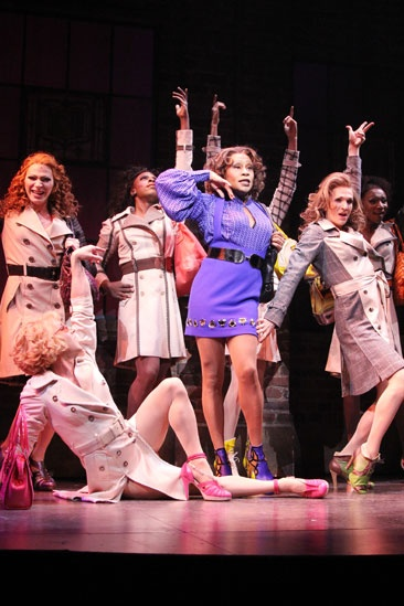 Kinky Boots- Billy Porter- The Angels