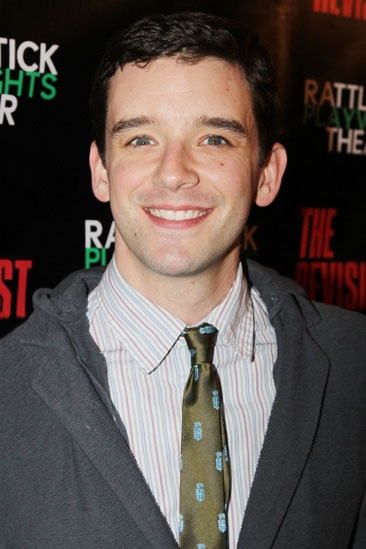 'The Revisionist' Opening — Michael Urie