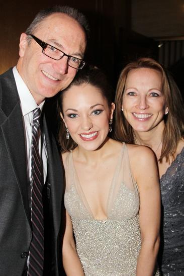 Cinderella-    Laura Osnes- Family