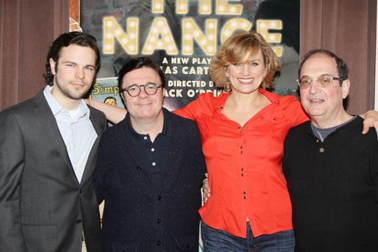 The Nance- Jonny Orsini- Nathan Lane- Cady  Huffman– Lewis J. Stadlen