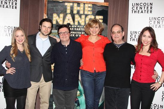 The Nance- Jenni Barber- Jonny Orsini- Nathan Lane- Cady Huffman- Lewis J. Stadlen- Andrea Burns