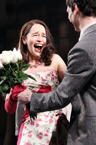 'Breakfast at Tiffany's' Opening — Emilia Clarke