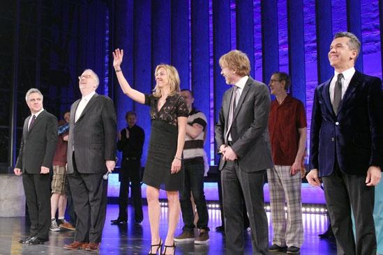 Hands on a Hardbody – Opening Night – Neil Pepe - Doug Wright - Amanda Green - Trey Anastasio - Sergio Trujillo