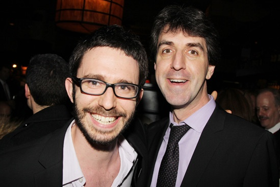 The Last Five Years – Opening Night – Andrew Resnick - Jason Robert Brown
