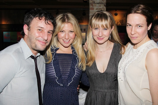 The Last Five Years – Opening Night – Trip Cullman - Ari Graynor - Halley Feiffer – Rebecca Henderson