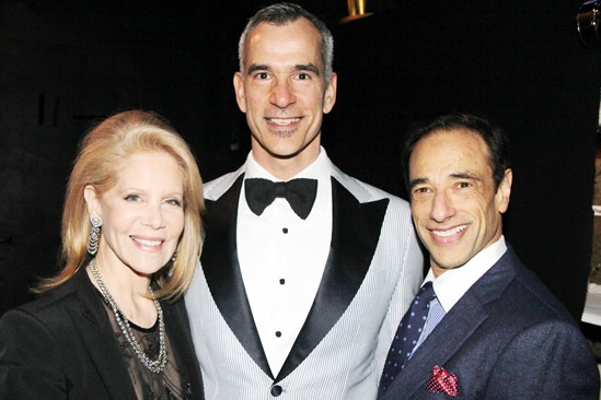 Kinky Boots Opening- Daryl Roth – Jerry Mitchell- Hal Luftig
