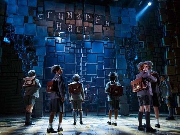 Show Photos - Matilda - cast