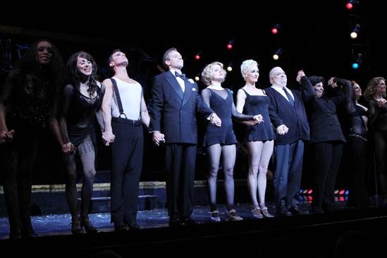 Chicago – Adam Pascal Opening Night – Full Cast