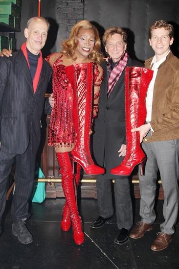 Kinky Boots- John Waters- Billy Porter- Barry Manilow- Stark Sands
