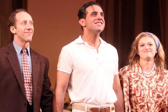 'The Big Knife' Opening — Joey Slotnick — Bobby Cannavale — Marin Ireland