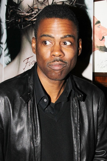 'Testament of Mary' Opening Night — Chris Rock