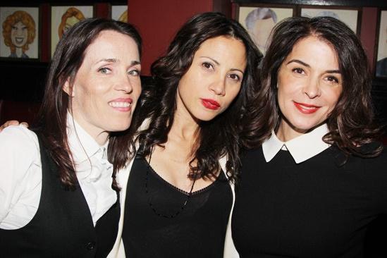 'Testament of Mary' Opening Night — Kimmarie Lynch — Elizabeth Rodriguez — Annabella Sciorra