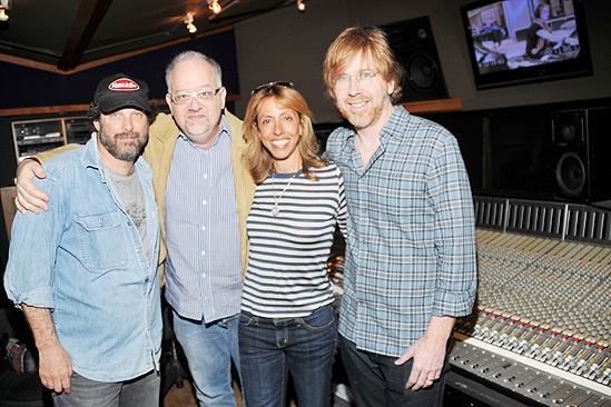 Hands on a Hardbody – Album Recording – Kurt Deutsch – Doug Wright – Amanda Green – Trey Anastasio