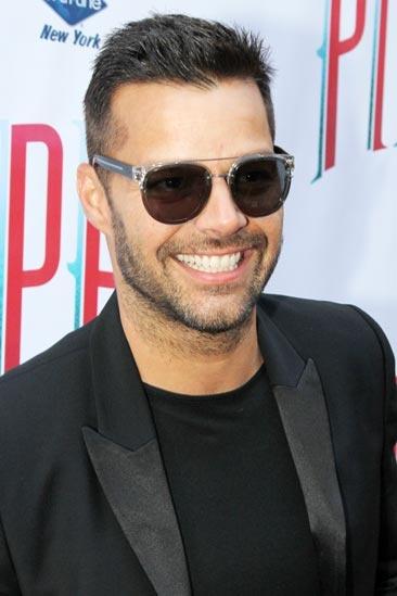 Pippin – Opening Night – Ricky Martin