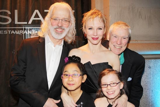 Pippin – Opening Night – Terrence Mann – Charlotte D'Amboise – Jacques D'Amboise – Josie Mann – Shelby Mann