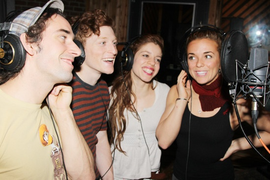 'Pippin' Cast Recording — Gregory Arsenal — Philip Rosenberg — Lolita Costet — Viktoria Grimmy