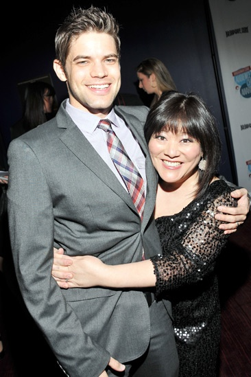 2013 Audience Choice Awards- Jeremy Jordan- Ann Harada