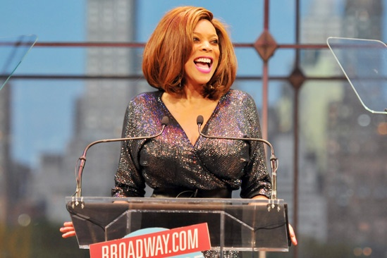 2013 Audience Choice Awards Ceremony — Wendy Williams