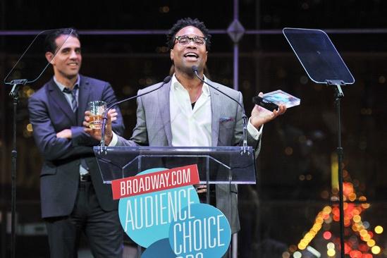 2013 Audience Choice Awards Ceremony — Billy Porter