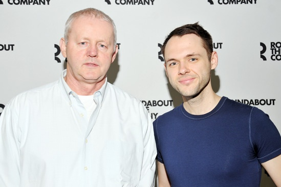 'The Unavoidable Disappearance of Tom Durnin' Meet and Greet — David Morse — Christopher Denham
