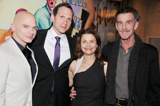 Nikolai and the Others- Michael Cerveris- Stephen Kunken- Kathryn Erbe- John Glover