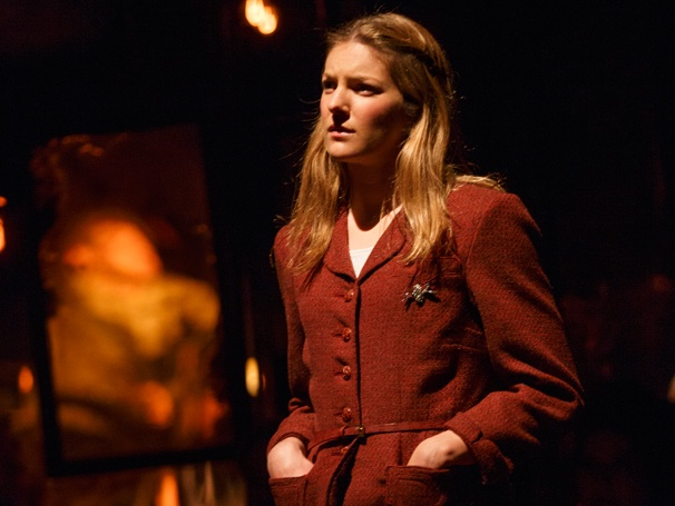 Arthur Darvill and Joanne Christie in 'Once': Show Photos — Joanna Christie
