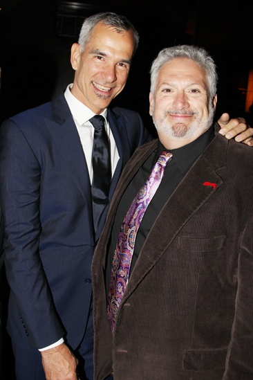 Abbot Award- Jerry Mitchell- Harvey Fierstein