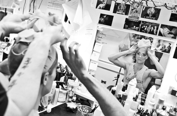 Kinky Boots Backstage- Kyle Post