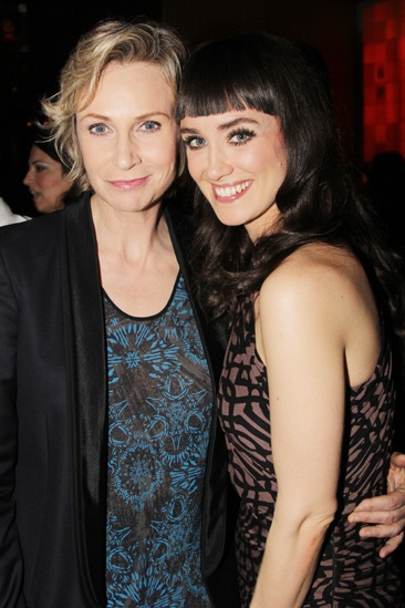 Annie Jane Lynch Opening- Jane Lynch- Brynn O'Malley