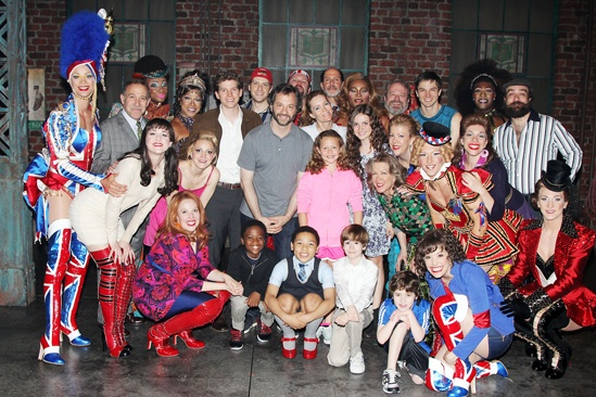 Kinky Boots- The Cast- The Apatows