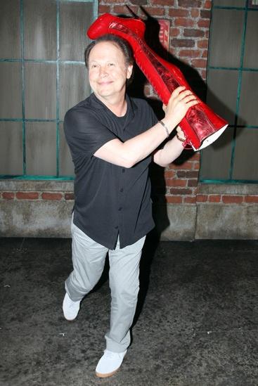 Kinky Boots- Billy Crystal